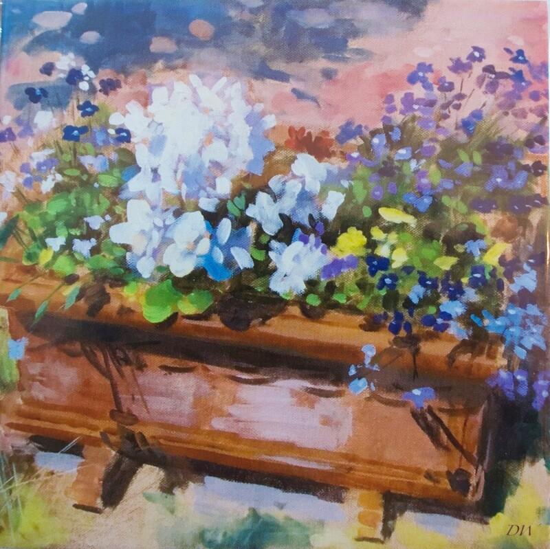 The Garden Tub