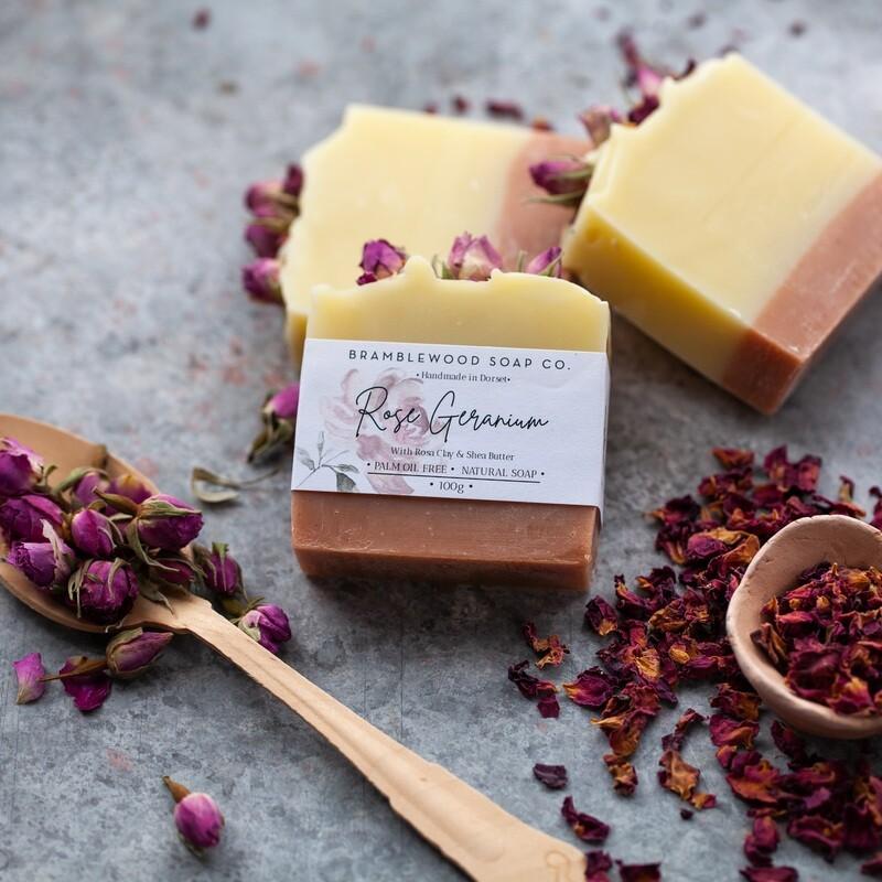 Bramblewood Handmade Soap