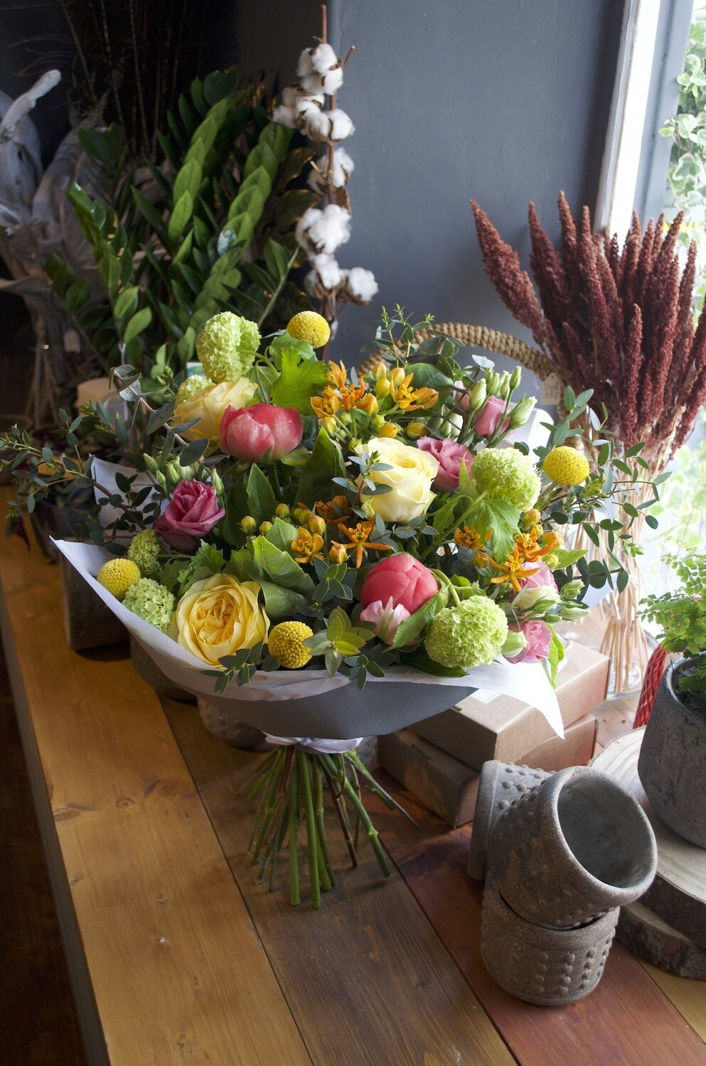 Fizz - Bouquet of the Month