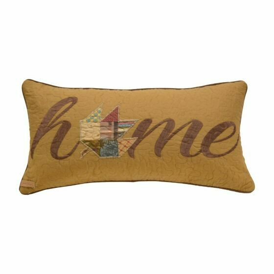 Maple Leaf Home Pillow