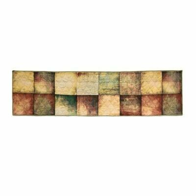 Wood Patch Valance/Runner