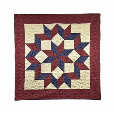 Gatlinburg Star  Throw