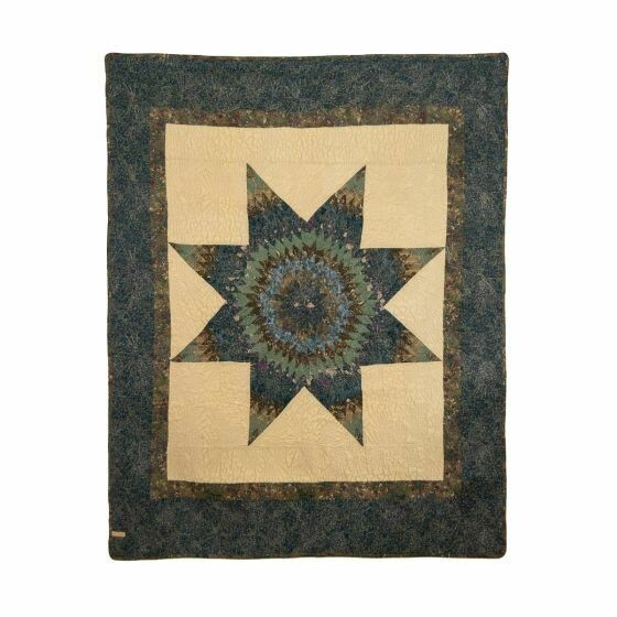 Forest Star Throw