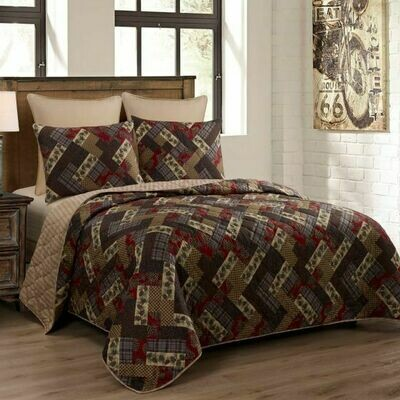 Hidden Valley Full/Queen Bedding Set