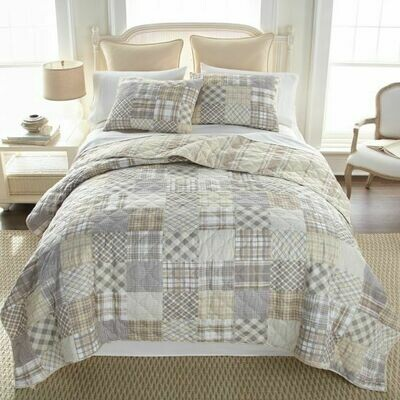 Somerset Full/Queen Bedding Set