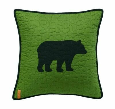Bear River Bear Pillow