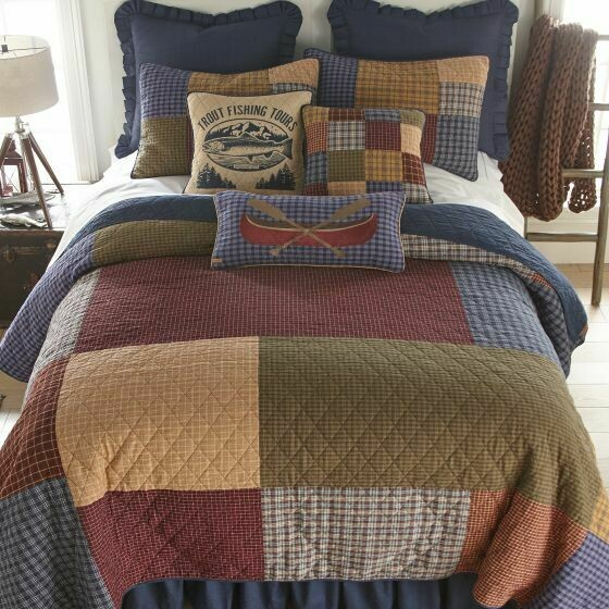Lakehouse Full/Queen Quilt
