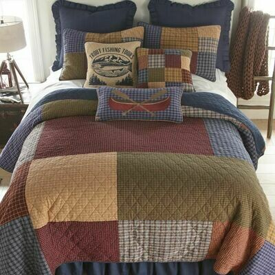 Lakehouse Twin Quilt