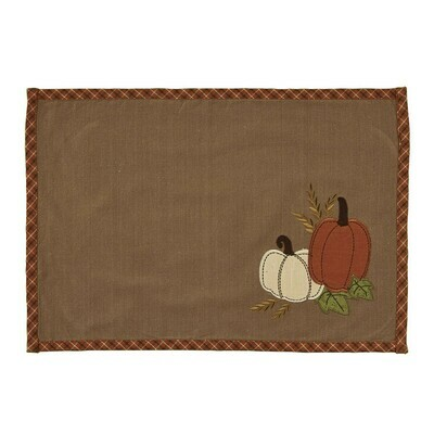 Pumpkin Patch Placemat