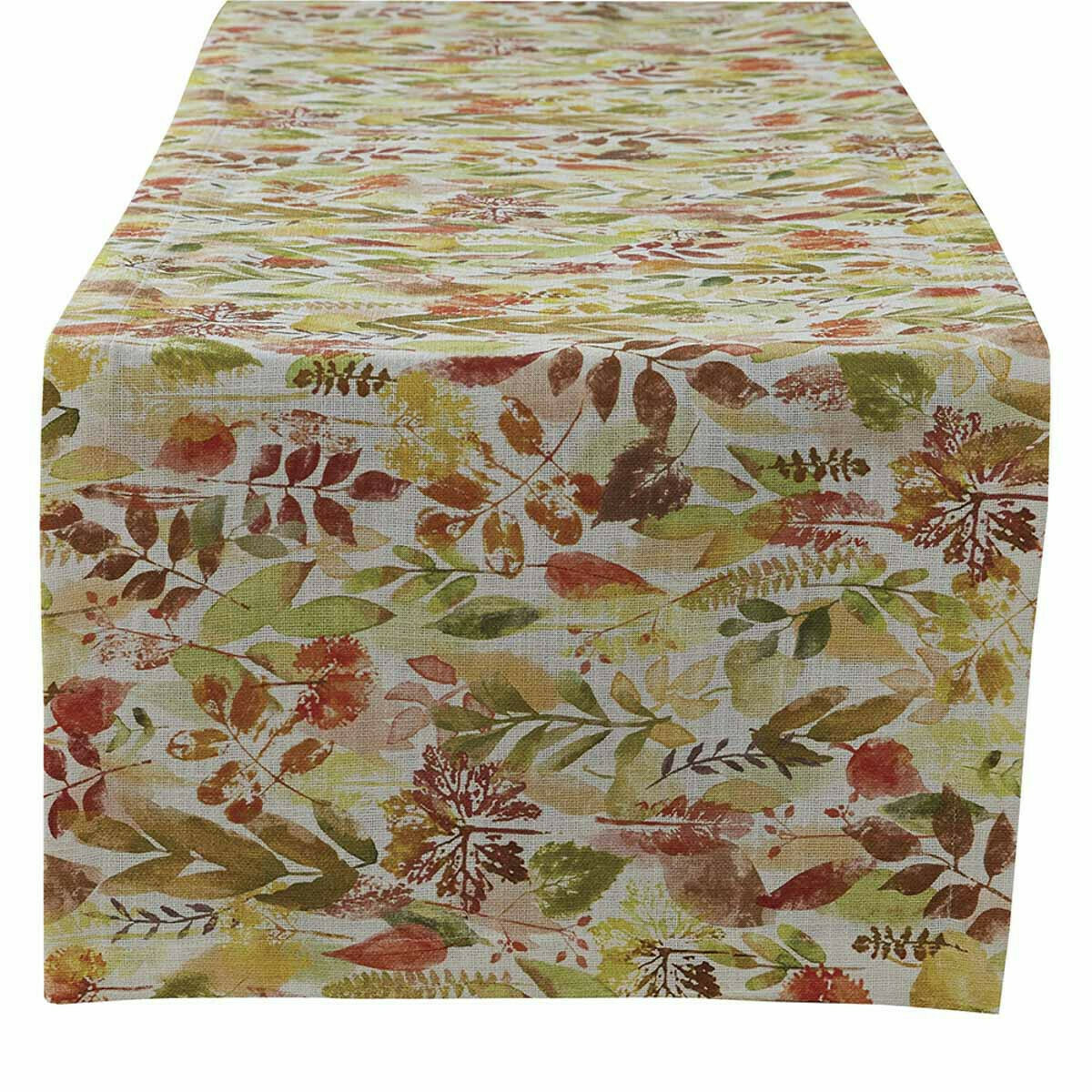 "Botanical Medley 72"" Runner"