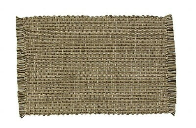 Tweed Espresso Placemat