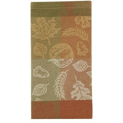 Leaves Abound Jacquard Napkin