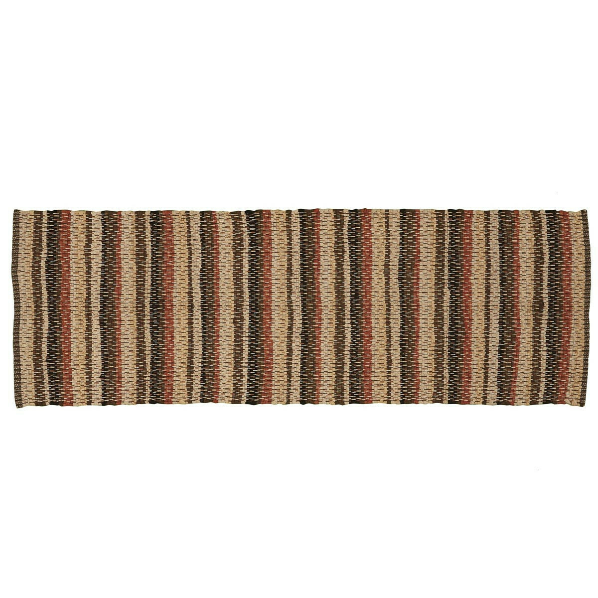 Gather Together Chindi Rag Rug Runner 2X6