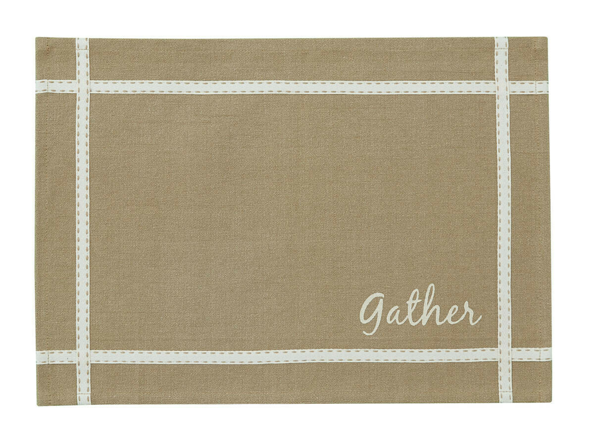 Gather Family Placemat