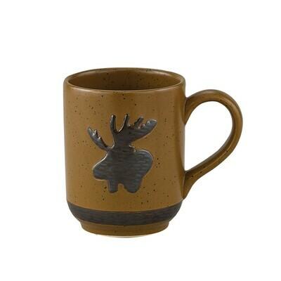 Sawmill Moose Mug