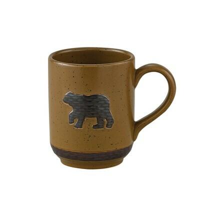 Sawmill Bear Mug