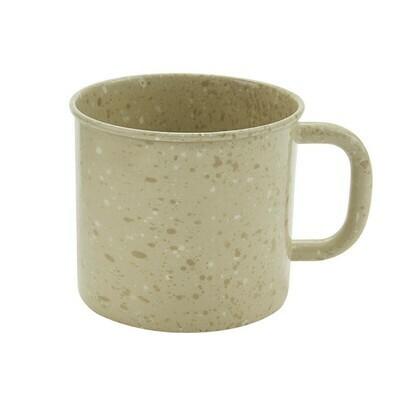 Granite Enamelware Sandstone Mug