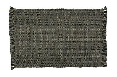 Tweed Charcoal Placemat