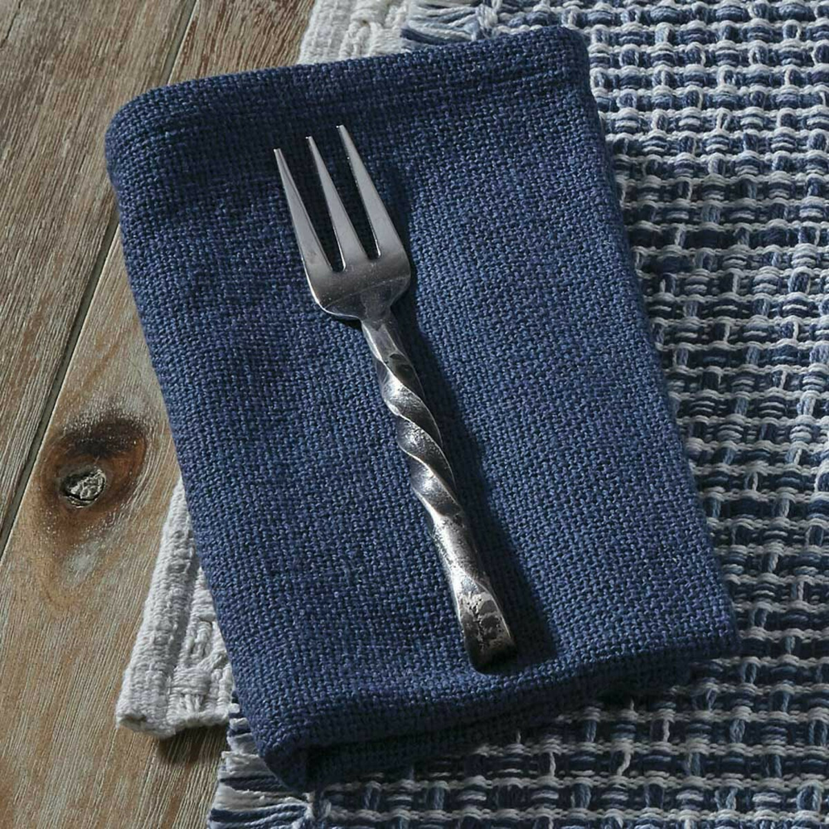 Tweed Charcoal Napkin