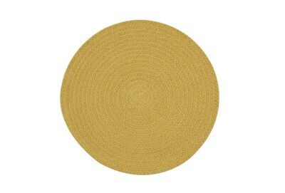 Cornsilk Essex Placemat
