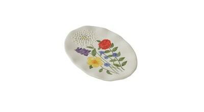 Garden Flower Spoon Rest