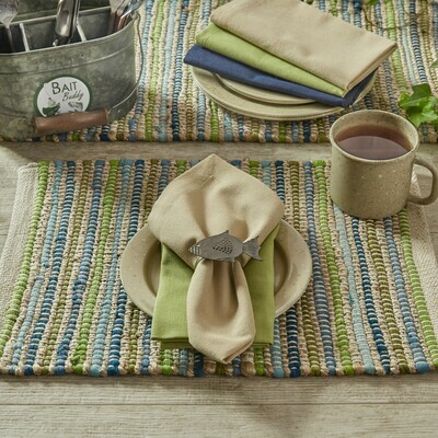 Pontoon Stripe Placemat