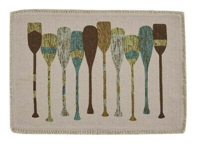 Paddles Placemat