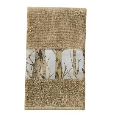 Birch Forest Fingertip Towel