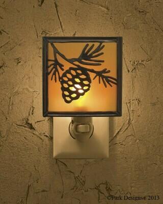 Pinecone Night Light