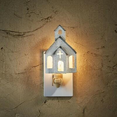 Church Night Light