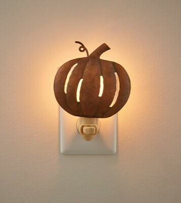Pumpkin Night Light