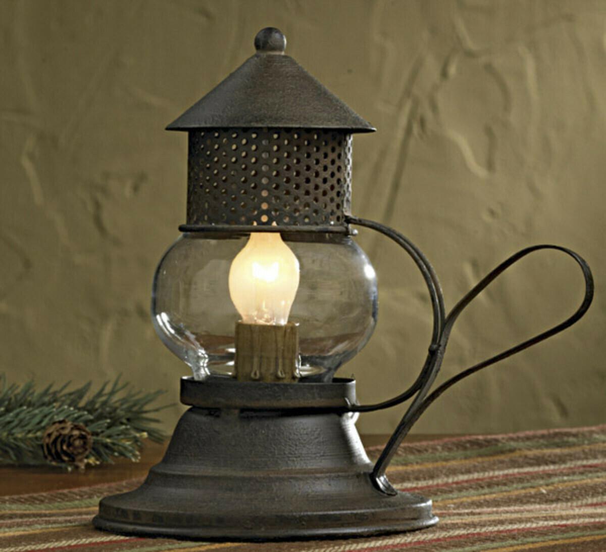 Mini Onion Lamp