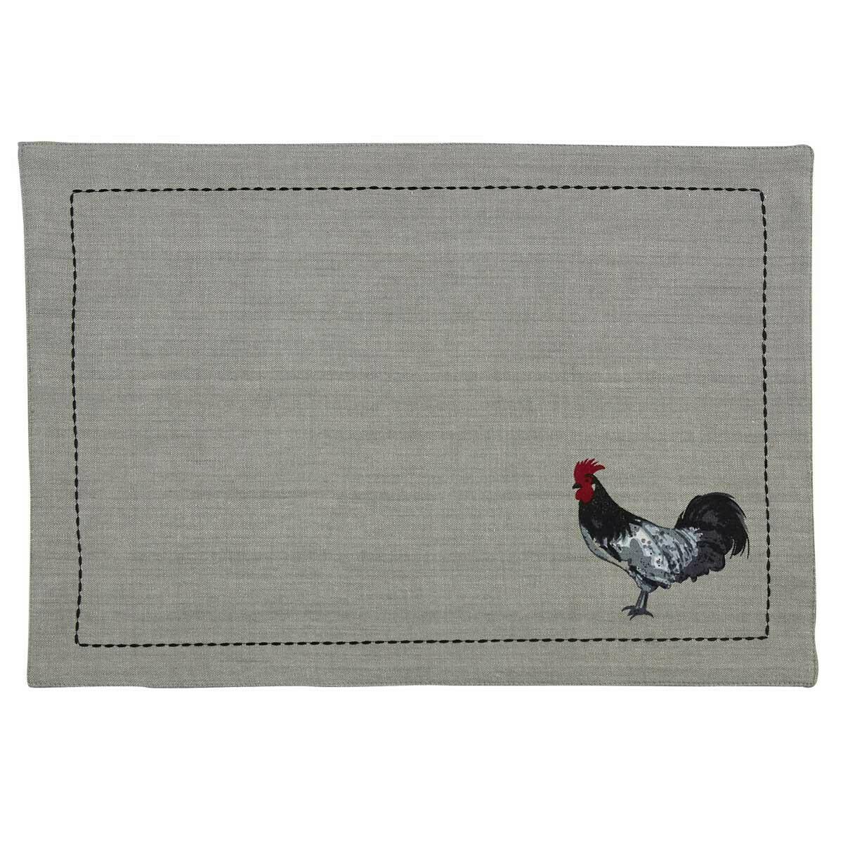 Chicken Coop Placemat
