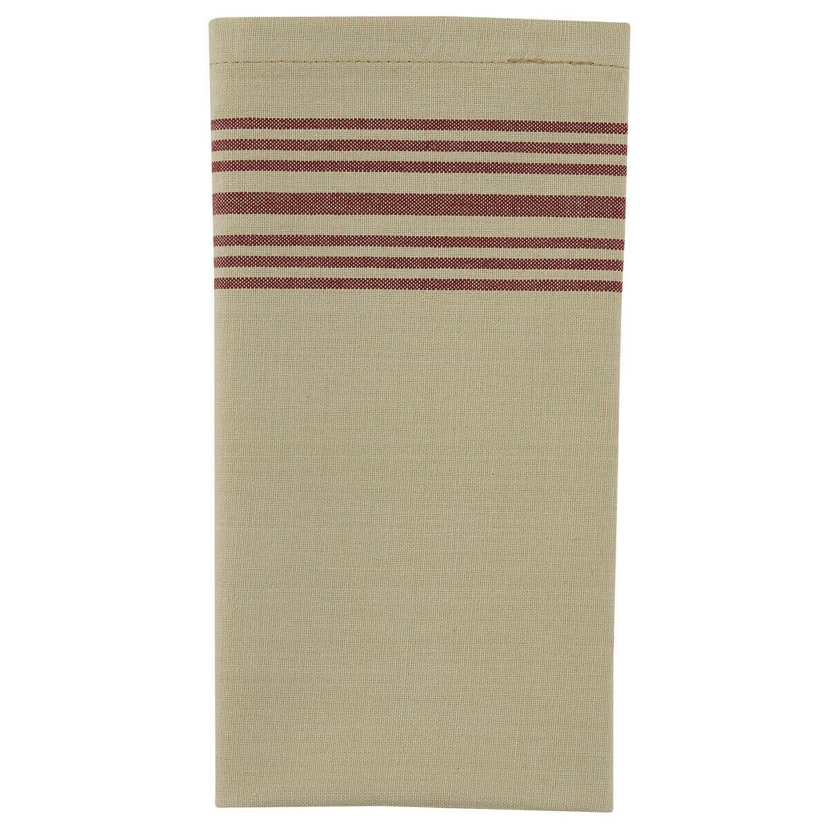 Rustic Stripe Napkin