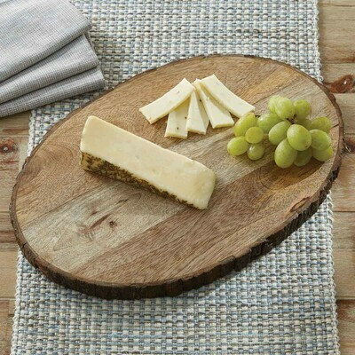 Oval Cheese Board