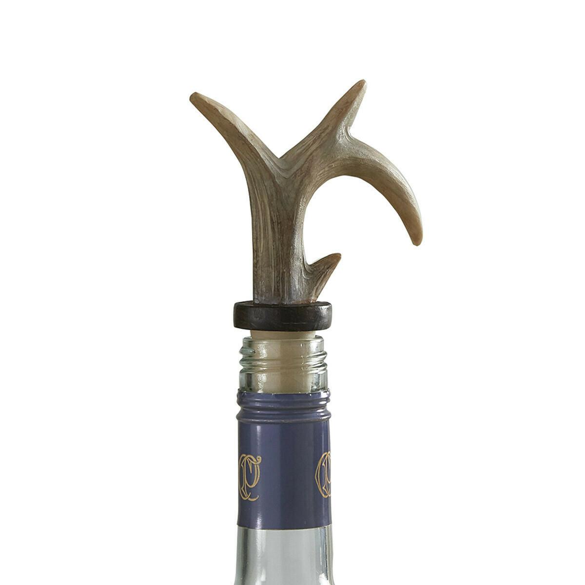 Antler Bottle Stopper