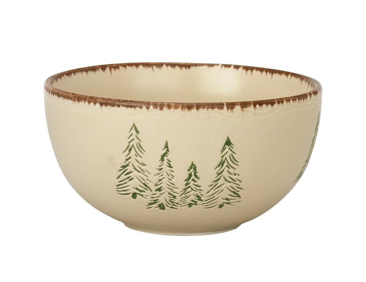 Rustic Retreat Cereal Bowl