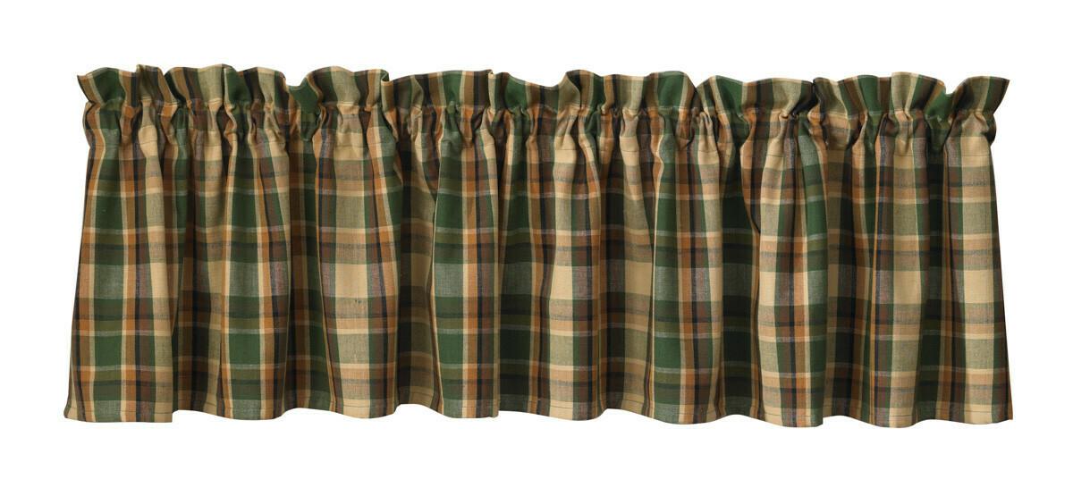 "Scotch Pine 14"" Valance"