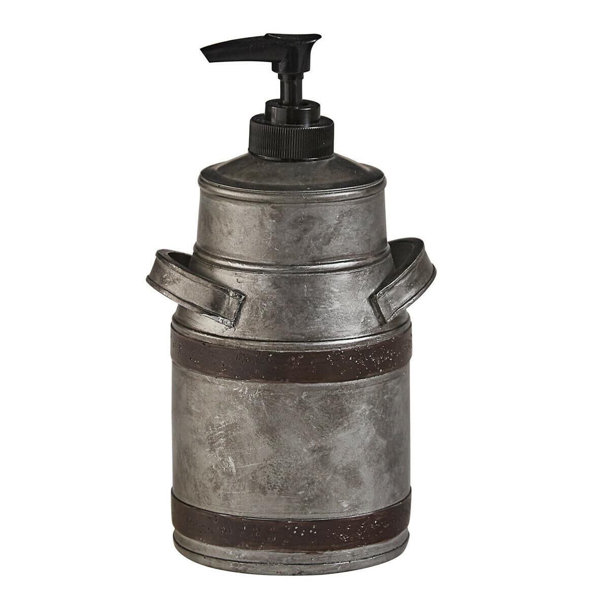 Antique Farmhouse Milk Pitcher Dispenser
