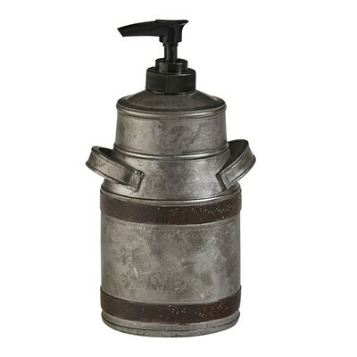 Antique Farmhouse Milk Pitcher Dispenser