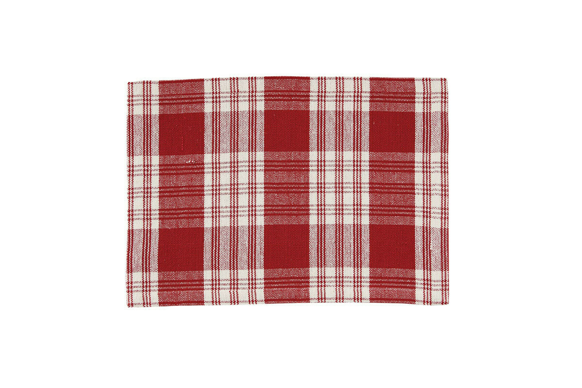 Red Dylan Placemat