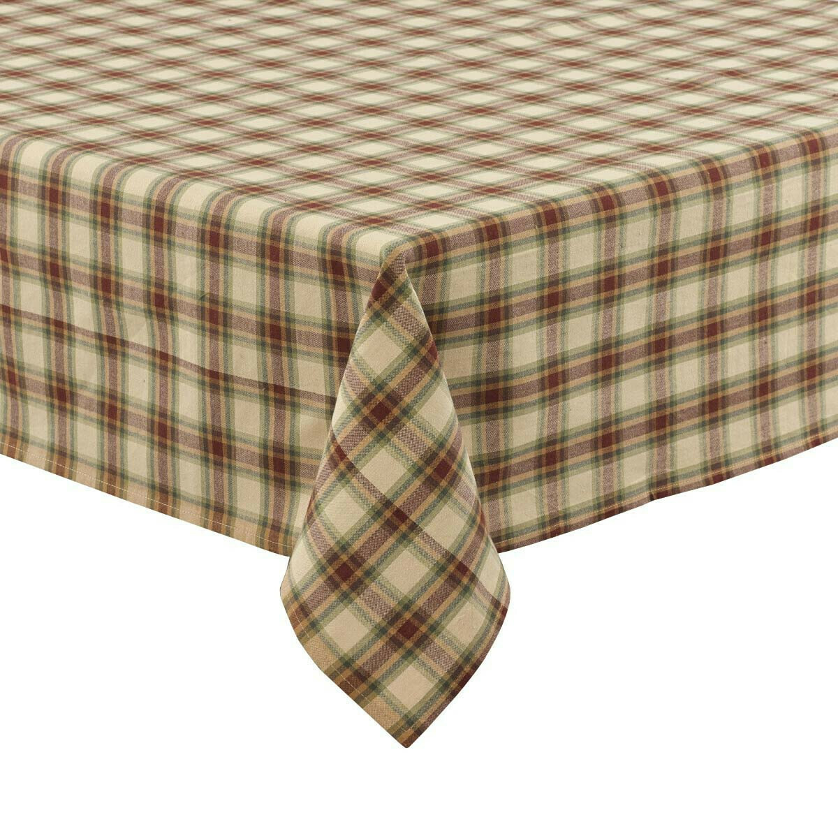 """Cinnamon 60""""X84"""" Tablecloth"""