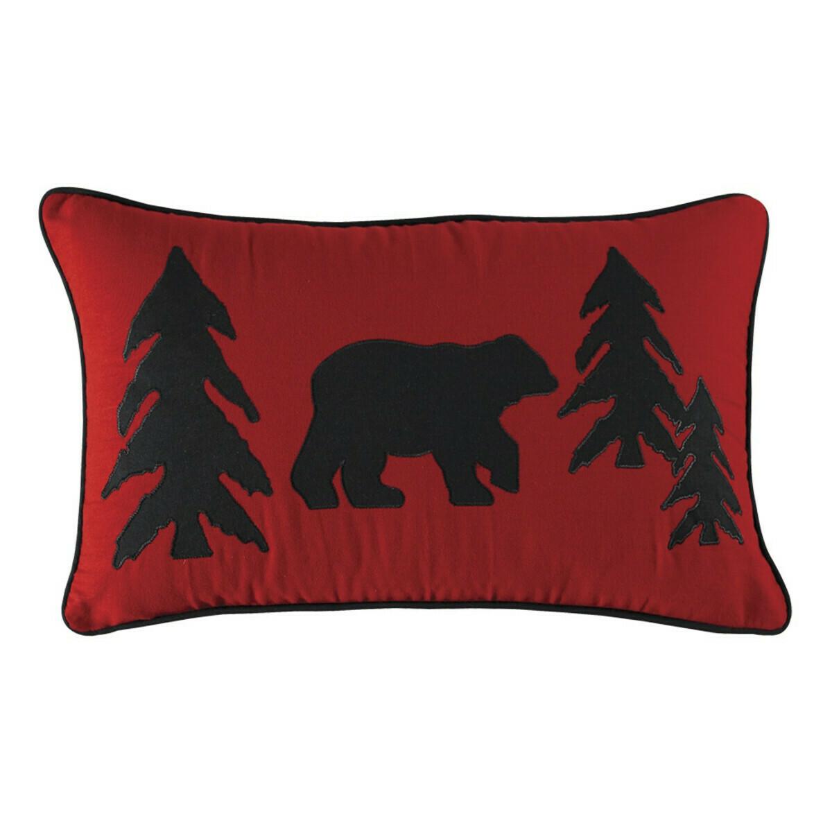 """Buffalo Check 12""""X20"""" Pillow"""