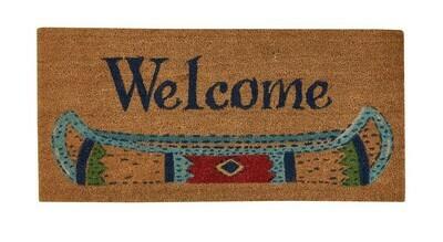 Canoe Doormat