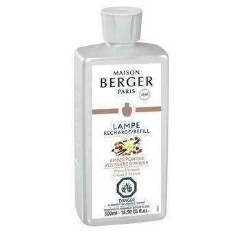 Amber Powder 500 ml Fragrance