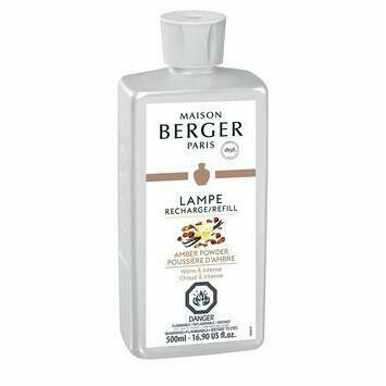 Amber Powder 500 ml Fragrance