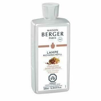 Charleston 500 ml Fragrance