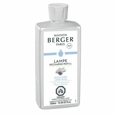 Fresh Linen 500 ml Fragrance