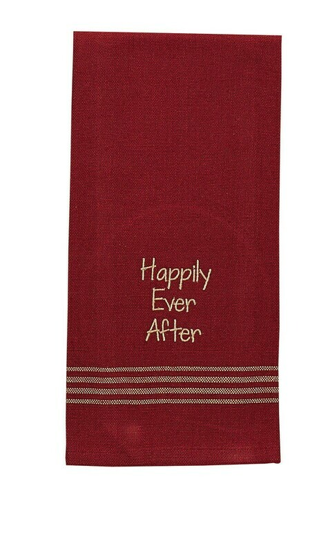Happily Ever After Dishtowel