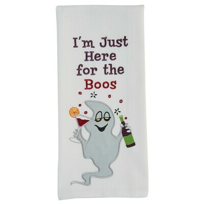 Here for the Boos Embroidered Dishtowel